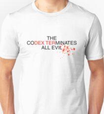 Dexters Codex T-Shirt
