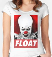 FLOAT Women's Fitted Scoop T-Shirt