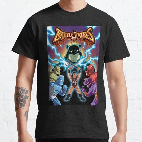 Battle Tribes Illustration  Classic T-Shirt