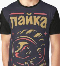 Camiseta gráfica Laika