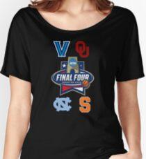 NCAA Men's Basketball Final Four 2016 Women's Relaxed Fit T-Shirt