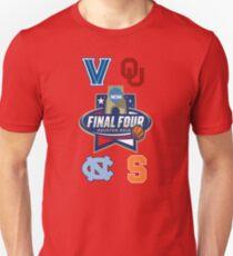 NCAA Men's Basketball Final Four 2016 Unisex T-Shirt