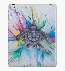 A splash of Rainbow  iPad Case/Skin