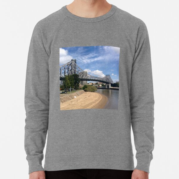 Story Bridge Lightweight Sweatshirt