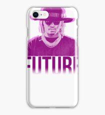 Purple Future iPhone Case/Skin