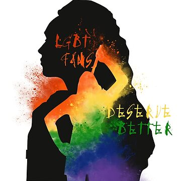 Lexa - LGBT Fans Deserve Better by jaythegreenling
