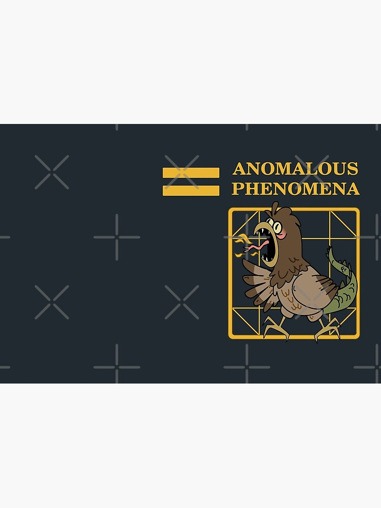 Anomalous Phenomena - Gravity Falls by Sharkanakronism