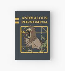 Anomalous Phenomena - Gravity Falls Hardcover Journal