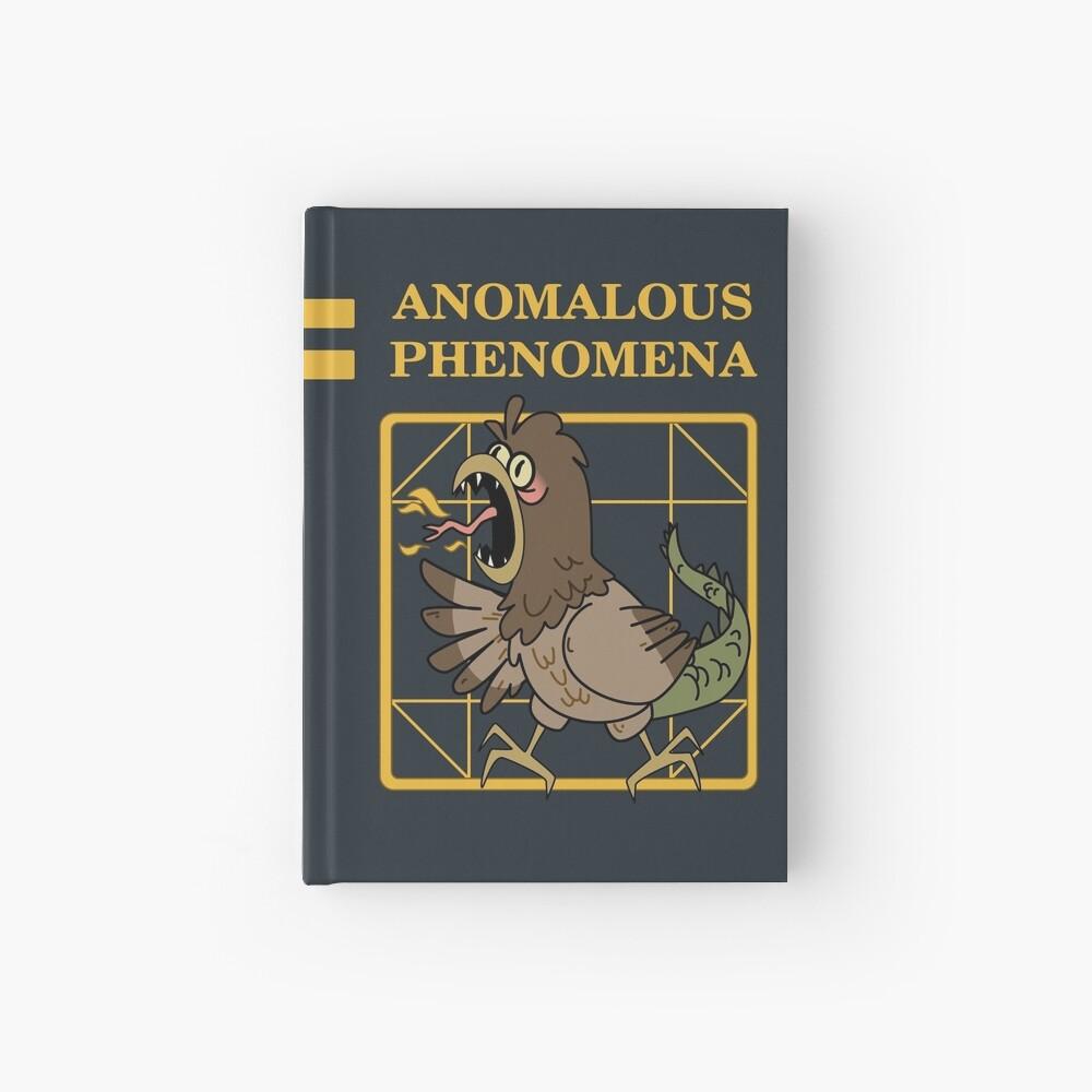 Anomalous Phenomena - Gravity Falls Hardcover Journal