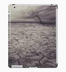 Planet Earth 2093 iPad Case/Skin