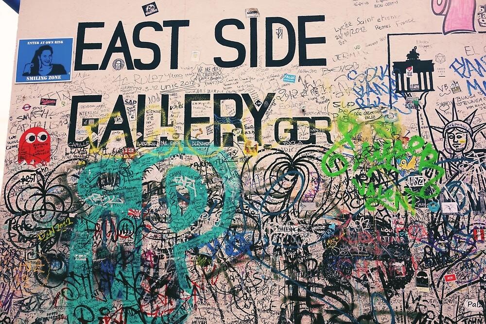 East Side Gallery  by m-hansen