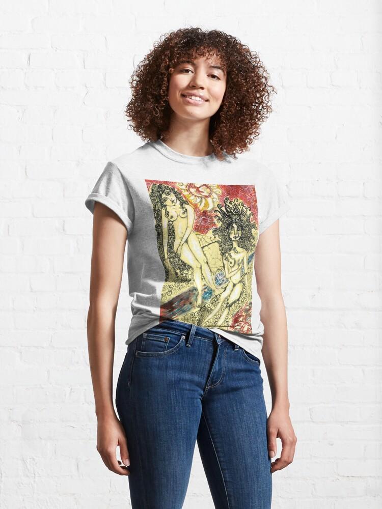Alternate view of Ellas van al rio Classic T-Shirt