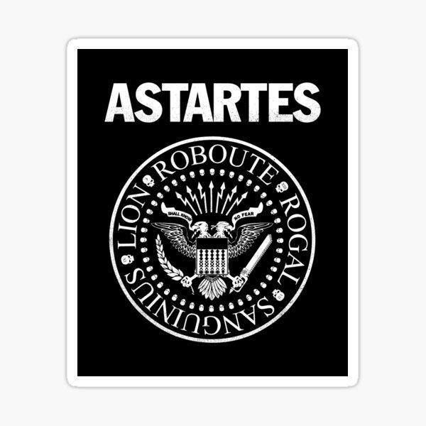 ASTARTES Sticker