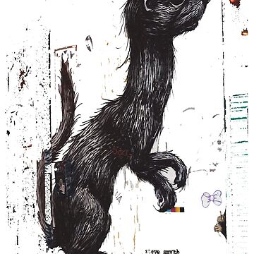 ROA Graffiti Artwork, Ferrett by samchamberlaine