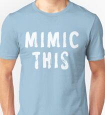 MIMIC THIS - Kimmel (Screen Accurate) Edge of Tomorrow T-Shirt