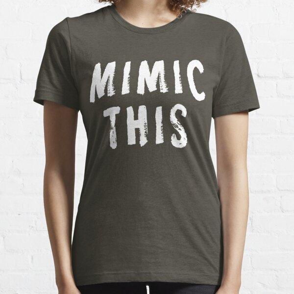 MIMIC THIS - Kimmel (Screen Accurate) Edge of Tomorrow Essential T-Shirt