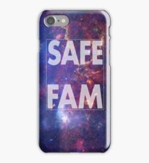 Safe Fam iPhone Case/Skin