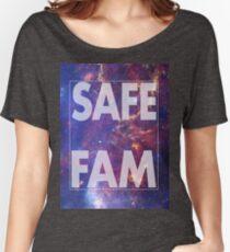 Safe Fam Women's Relaxed Fit T-Shirt