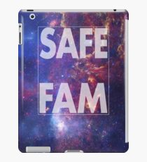 Safe Fam iPad Case/Skin