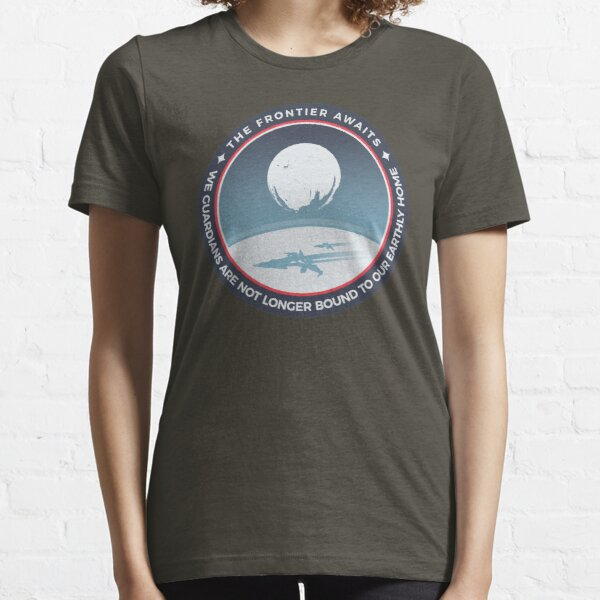 The Frontier Awaits Essential T-Shirt