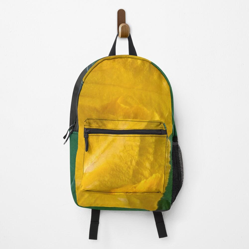 Pumpkin Blossom & Foliage Backpack