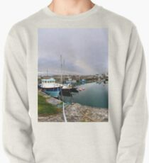 Hurry Head Harbour, Carnlough, County Antrim Pullover