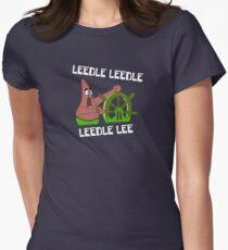 Leedle Leedle Leedle Lee - Spongebob Womens Fitted T-Shirt