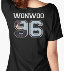 SEVENTEEN - Wonwoo 96 Women's Relaxed Fit T-Shirt