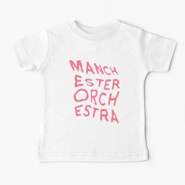 Manchester Orchestra Merch 1 Camiseta para bebés