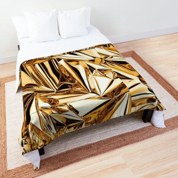 Gold design  Comforter