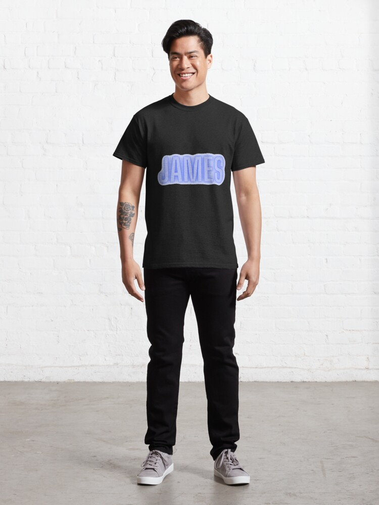 Alternate view of  JAMES Classic T-Shirt