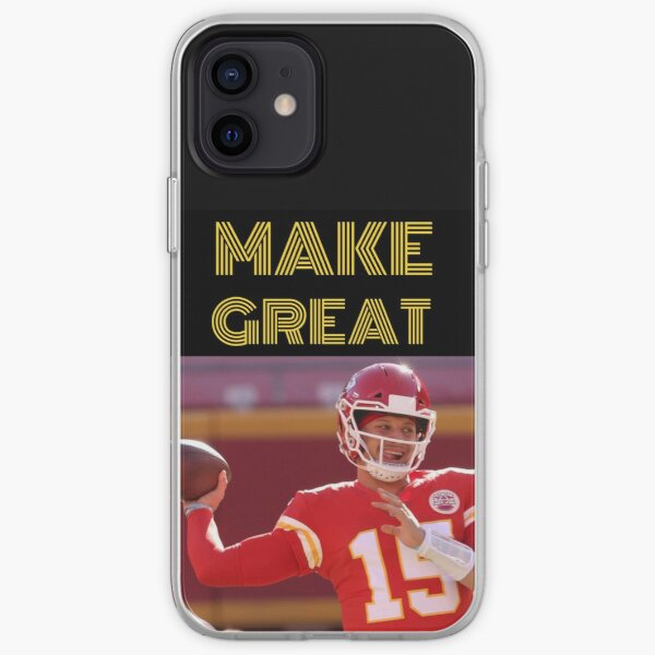 MAKE  GREAT  iPhone Soft Case