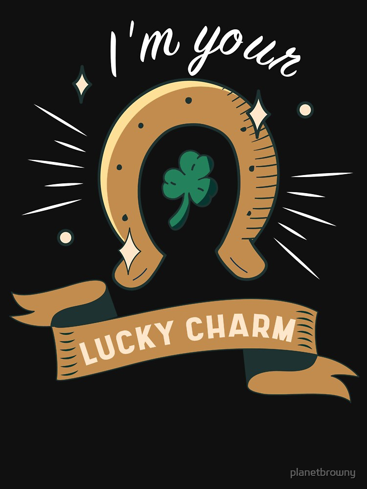 I'm your lucky charm von planetbrowny