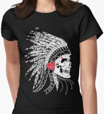 War Of Hearts   Women's Fitted T-Shirt