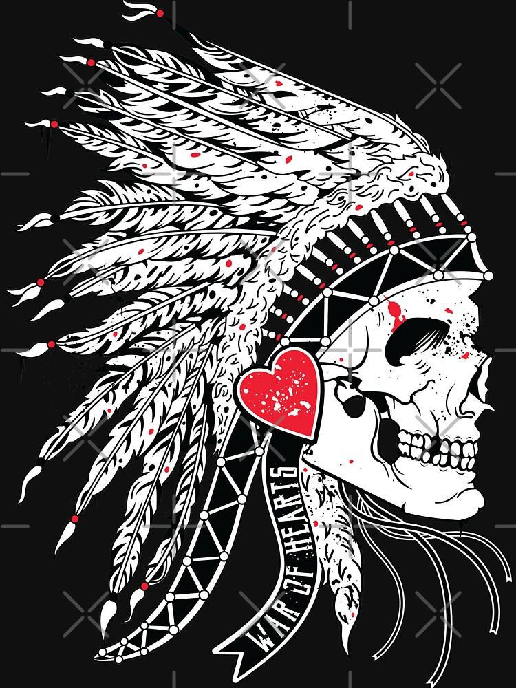 War Of Hearts   | Unisex T-Shirt
