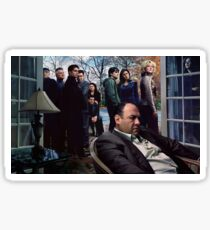 The Sopranos Sticker