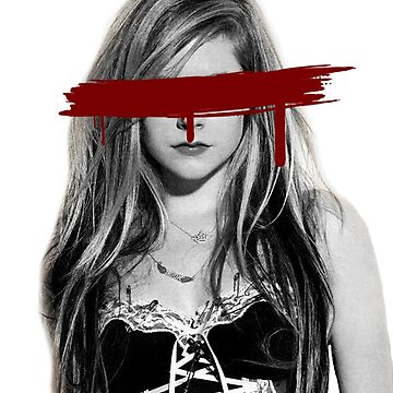 Dead Pop Stars Of Our Youth - Avril Lavigne 2 by NotEvenOriginal