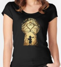 My Kingdom Women's Fitted Scoop T-Shirt
