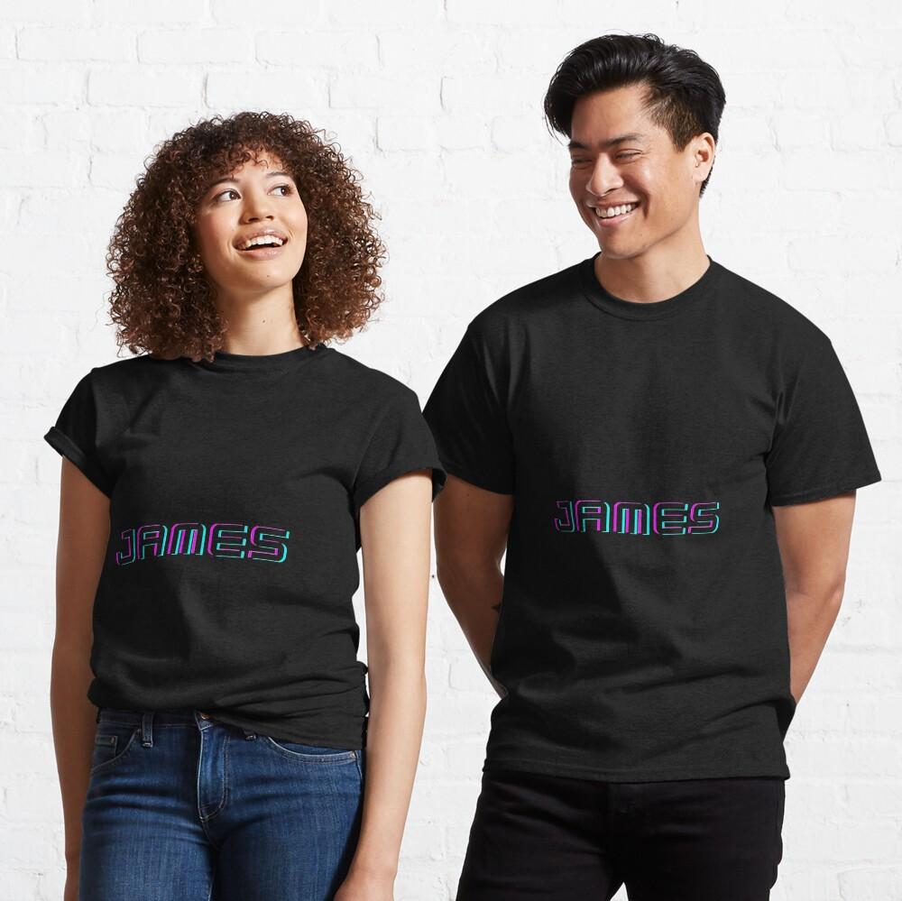 James Classic T-Shirt