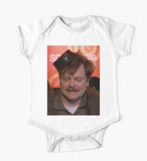 Ron Swanson Dancing Kids Clothes
