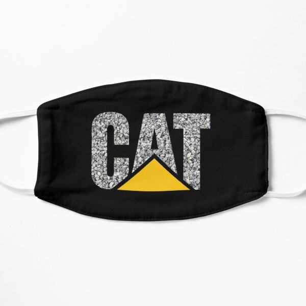 CAT Logo - Gravel2 Flat Mask