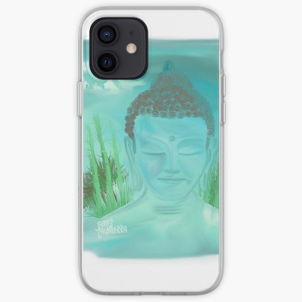 The First Buddah iPhone Soft Case