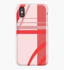 Sleek Pink  iPhone Case/Skin