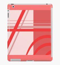Sleek Pink  iPad Case/Skin