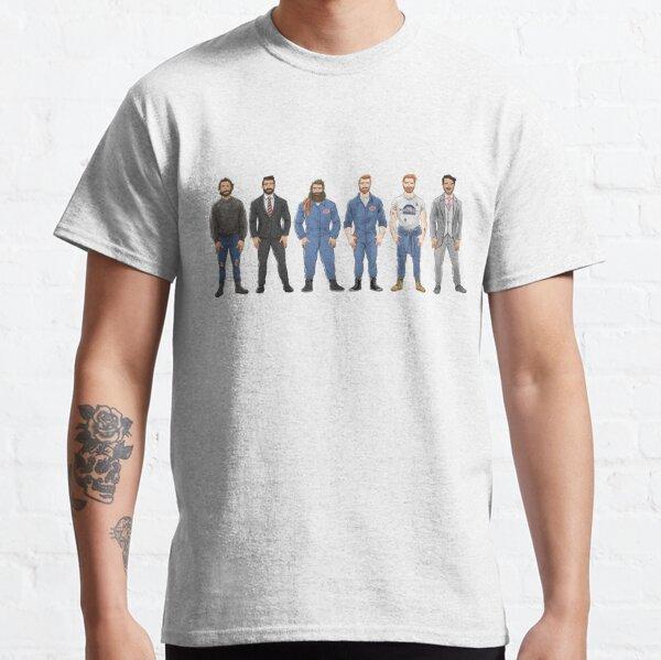 Winston Boys Paperdolls Classic T-Shirt