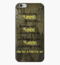 An Ember in the Ashes - Moments iPhone Case