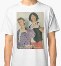 Bill and Ted Teen Beat cover Classic T-Shirt