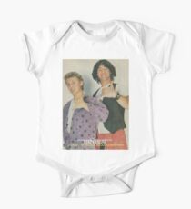 Bill and Ted Teen Beat cover One Piece - Short Sleeve