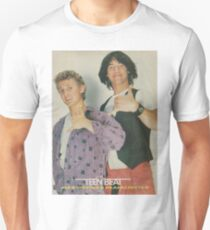 Bill and Ted Teen Beat cover T-Shirt