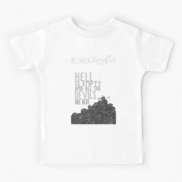 Hell is Empty Kids T-Shirt